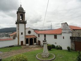 Kloster San Martino de Xubia