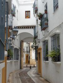Córdoba - Calleja del Indiano