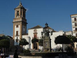 Algeciras - Iglesia Nuestra Senora de la Palma