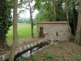 Iria - Mühle