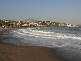 Málaga - Playa Malagueta