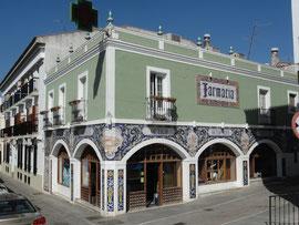 Zafra - Farmacia Puerta Calle Huelva - Ronda Maestranza