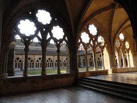 Bayonne - Kathedrale Kreuzgang