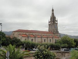 Bilbao - Basilika in Begoña