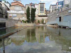 Ourense - Thermalbad As Burgas