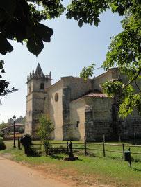 Cigüenza - Kirche San Martin