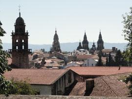 Santiago - Kathedrale