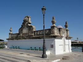 El Puerto de Santa Maria - Fuente de las Galeras Reales