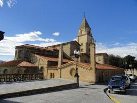 Gijón - Kirche San Pedro