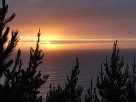 Finisterre - Sonnenuntergang