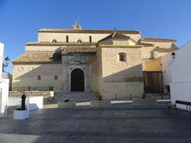 Baena - Iglesia Santa Maria la Mayor