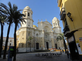 Cádiz - Kathedrale