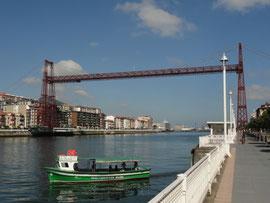 Portugalete - Schwebefähre