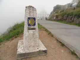 Cabo Fisterra - KM 0