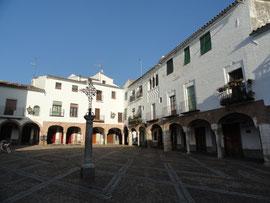 Zafra - Plaza Chica