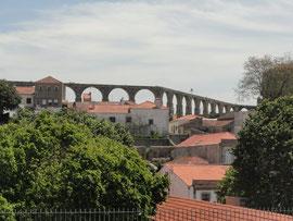 Vila do Conde Aquädukt