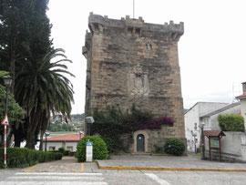 Pontedeume - Torre Andrade