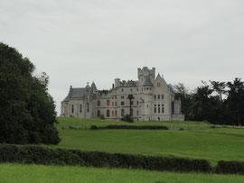 Hendaye - Schloss Abbadia