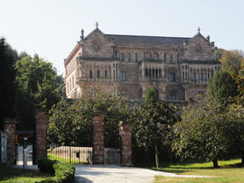 Comillas - Palacio Sobrellano