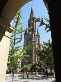 San Sebastián - Kathedrale