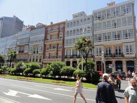 A Coruna - Rua Juana de Vega