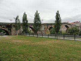 Ourense - römische Brücke