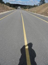 Strasse nach Pozoblanco