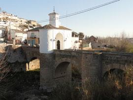 Pinos Puente El puente de la Virgen