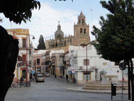 Utrera - Santiago-Kirche
