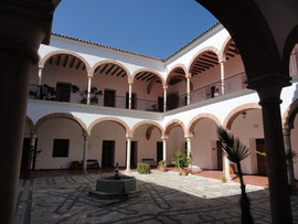 Zafra - Rathaus