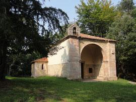Llanes - Kapelle Cristo del Camino
