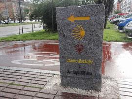 Córdoba - Nur noch 998 km bis Santiago