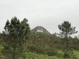 Pico Sacro - Capela de San Sebastian