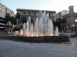 Jaén Plaza de la Constitution
