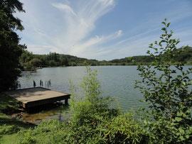 Bayonne - am Lac de Mouriscot