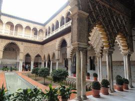 Sevilla - Alcazar Real