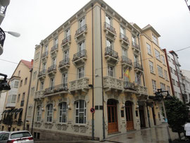 Ferrol - Hotel Suiza