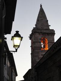 A Coruna - Santiago-Kirche