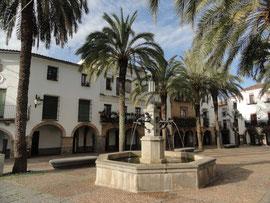 Zafra - Plaza Grande
