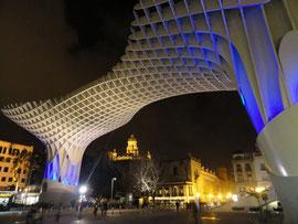 Sevilla - Metropol Parasol Plaza Encarnacion