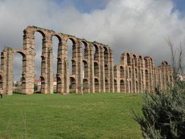 Mérida - Acueducto de los Milagros