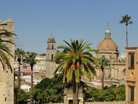 Jerez de la Frontera - Santiago-Kirche