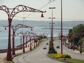 A Coruna - Promenade