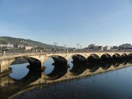 Pontevedra - Puente de O Burgo