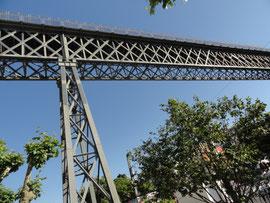 Redondela - Viaducto ferroviarios de Pontevedra
