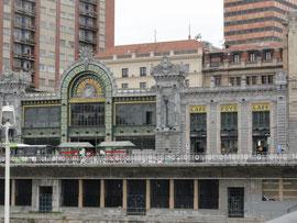 Bilbao - FEVE Bahnhof