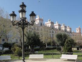 Cádiz - Casa de los Cinco Torres