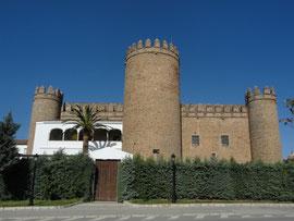 Zafra - Alcazar Duques de Feria - Parador