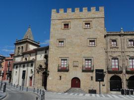 Gijón - Plaza del Marques