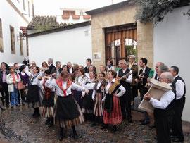 Córdoba - Flamenco-Gruppe aus Pozoblanco